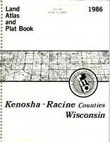 Title Page, Kenosha and Racine Counties 1986